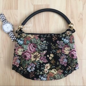 Small Floral Bag Purse